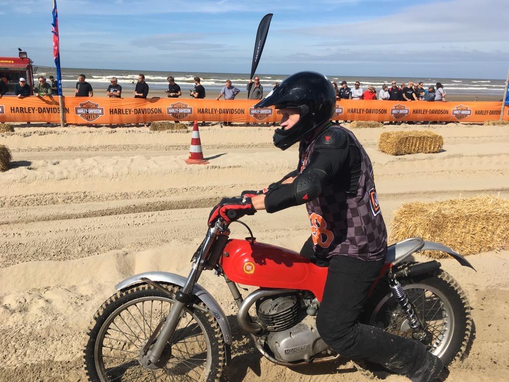 Bikes and Boards Beach Race Zandvoort