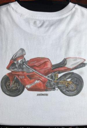 Ducati 748 –  90s superbike? We like!